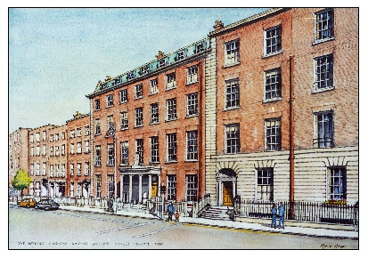 National Children's Hospital Harcourt Street