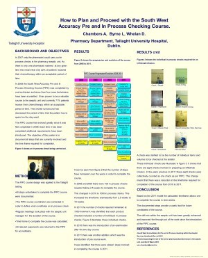 Poster PIPC Course